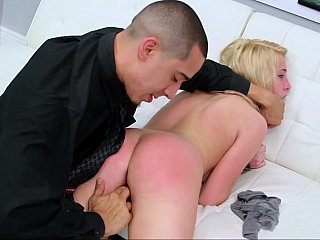 She must endure his love for BDSM