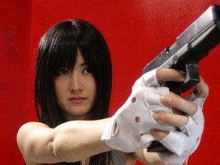 Shizuka Minami moans loud in a kinky threeway